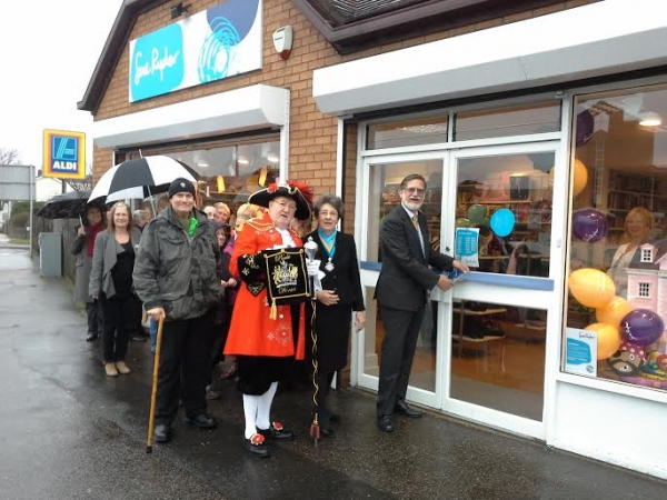 New Sue Ryder Shop Raises £4,717 in First Month