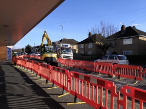 Improvement Works to Close Wallisdown Road for 2 weeks