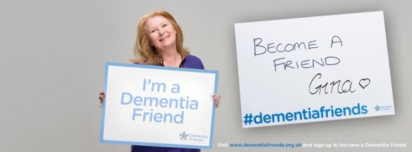 Free Dementia Friends Information Session