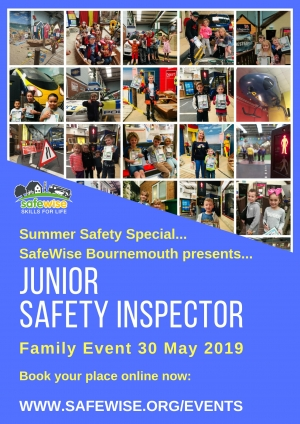 Junior Safety Inspector - May Family Event