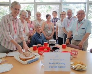Hospice support highlighted during National Carers Week