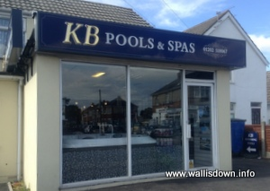 KB Pools and Spas