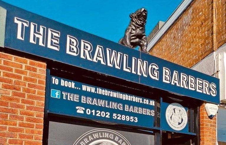 The Brawling Barbers