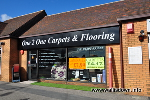 One 2 One Carpets & Flooring