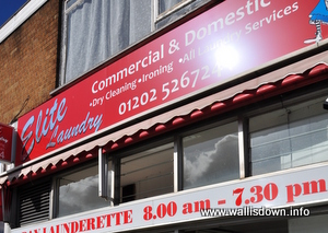 Elite Laundry & Dry Cleaners