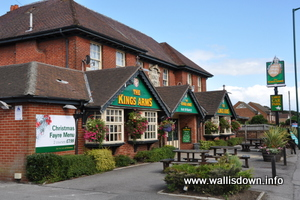 The Kings Arms Pub