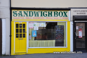 The Sandwich Box